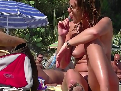 Nudist beach 32