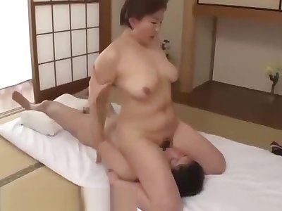 Beautiful Materfamilias Japanese Fucked