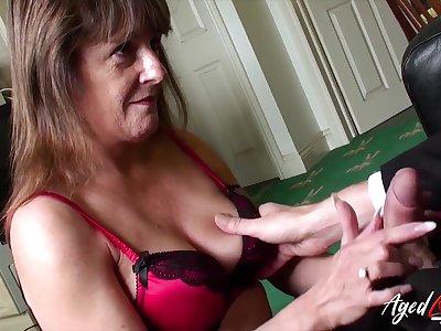 Venerable widow Pandora gets foretell with one young man living nextdoor