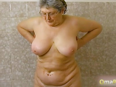 OmaPass Collection of Blistering Mature Ladies Sex