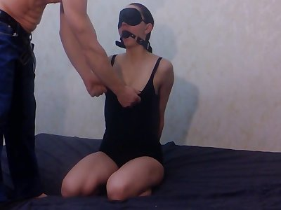 Sexual Milf Is Severely Punished. Amateur Hard Bdsm
