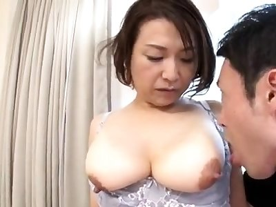 Young asian big nipples