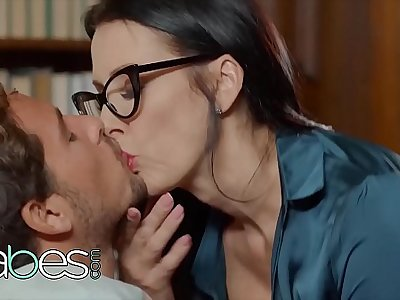 Step Matriarch Lessons - (Reagan Foxx, Tyler Nixon, Mackenzie Moss) - Whispers In The Library - BABES